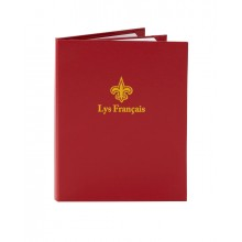 Standard Hardcover Menu Covers